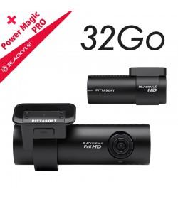 Blackvue DR750S 2CH 32Go + PMP