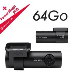 Blackvue DR750S 2CH 64Go + PMP