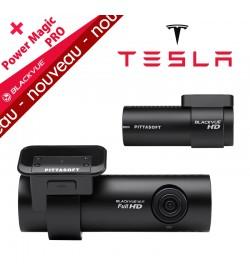 Pack Tesla Blackvue DR750S 2CH + PMP ODB