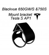 Support integré TESLA S AP1 Blackvue DR650 GW et S