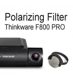 Polarizing Filter CPL ThinkWare F800 PRO Front