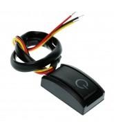 bouton poussoir On/Off interrupteur Auto-adhésif avec lumière LED