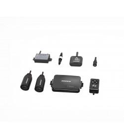 INNOVV K3 Caméra embarquée étanche Avant et Arrière 1080p + GPS + wifi pour Moto