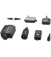 K2 Caméra embarquée étanche Avant et Arrière 1080p + GPS + wifi pour Moto