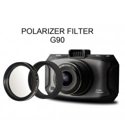 G90 BL950 Polarizer Filter PRO + Support