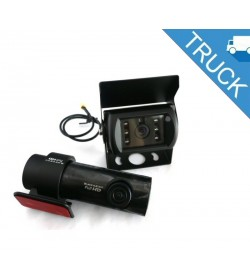 BlackVue TRUCK DR650S-2CH