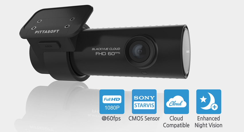 BlackView DR750S-1CH Cloud Dash Cam